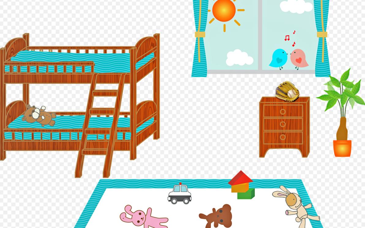 Patrová postel 90×200