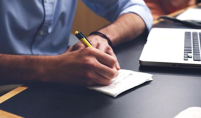 Psaní podnikatelského plánu