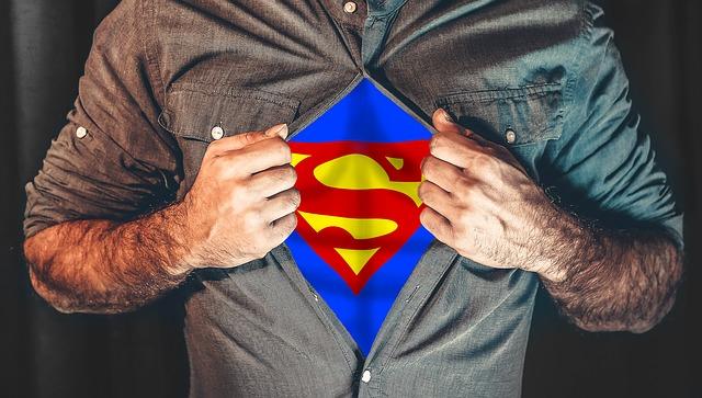 triko supermana
