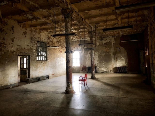 záhadné místnosti